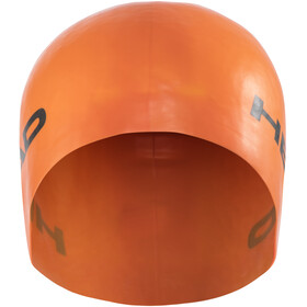 Head Silicone Moulded Cap orange